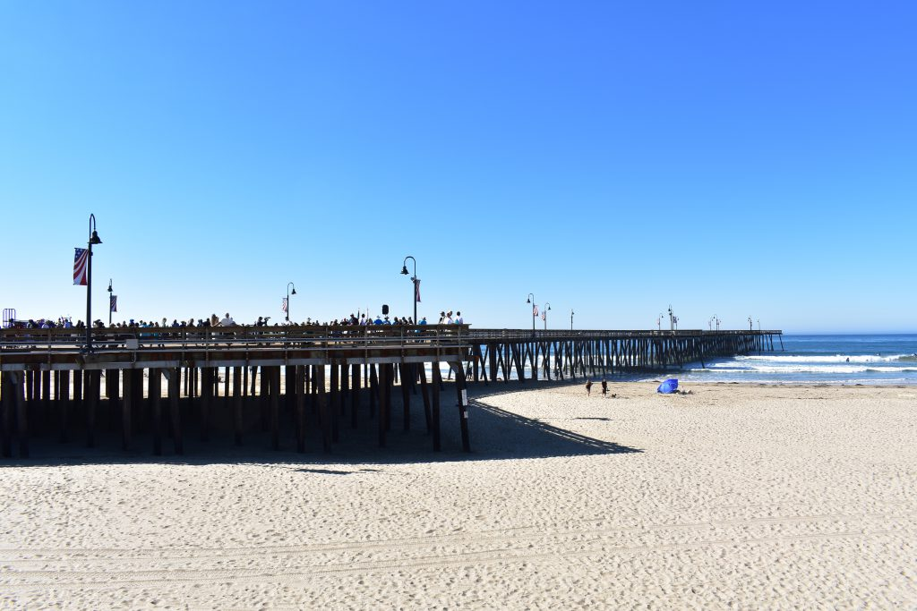 Pismo Beach Municipal Pier Opening Day 2018