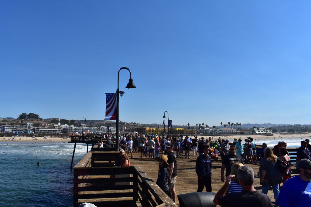 Grand Reopening of the Pismo Beach Pier 2018